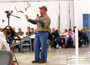 Wild Game Dinner at Algoma Baptist Church