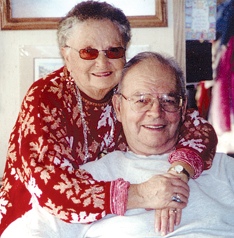 Pete and Ruth Cooper