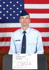 Air Force Airman Steven L. Kowalski