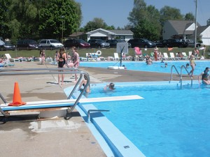 Cannon pool.