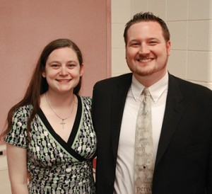 WELCOME-—Wendy and Jon Klein are excited to be joining Christ Our Savior Lutheran Church's staff and congregation.