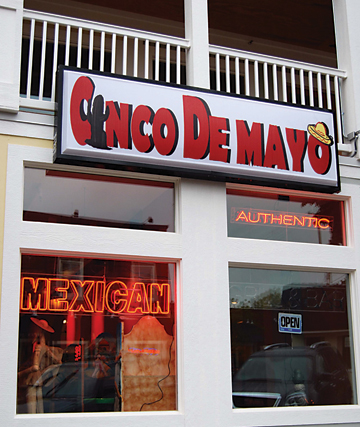 Feast On Artistry Authenticity At New Cinco De Mayo Restaurant