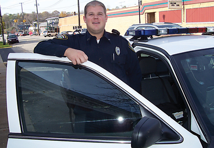 Rockford Police Officer Dave Robinson