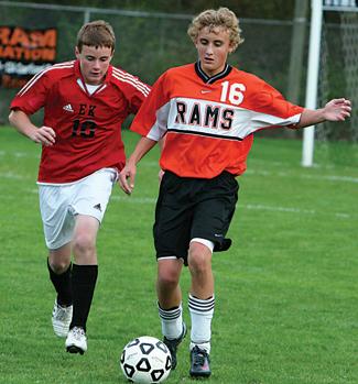 Ram defender Justin Mohr