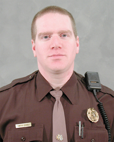Deputy Tim Erhardt