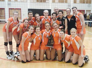 Rockford is coming off a great second-place finish at the OK Red conference match. The Lady Rams