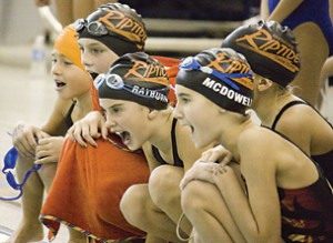 Riptide swimmers