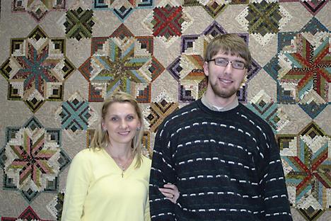 Eldon's Quilt tells story of overcoming | The Rockford Squire : edyta sitar quilt patterns - Adamdwight.com