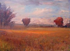 One of Michael Callihan's paintings.