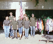 The Rockford Venture Crew 2228 holds their annual yard sale to raise funds for adventures.