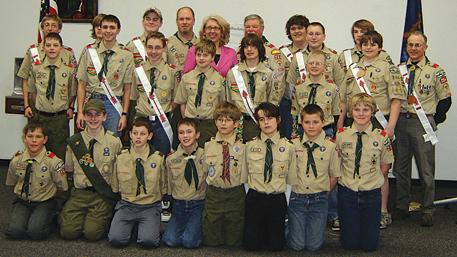 ScoutsPolitics