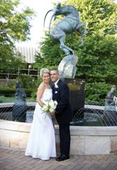 Wendy Michelle Wagner and Jorge Alberto Rodriguez of Rockford were married on June 26, 2010 at Frederik Meijer Gar