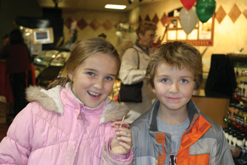 Kids enjoy the Taste of Ric's events as well as adults.