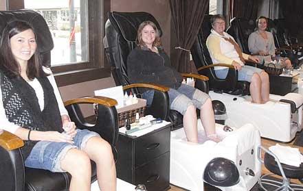 a charmed life nail salon