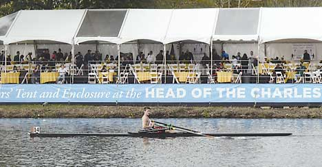 how to prepare body for rowing race