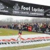 Taylor Manett qualified  for the Foot Locker Cross Country Championship race. Photo by BRUCE WODDER PHOTORUN.NET