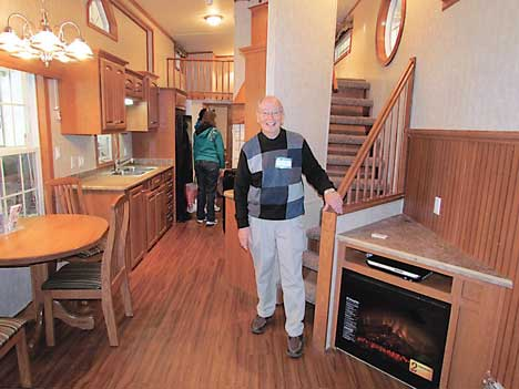 Rockford Well Represented At Camper Travel RV Show