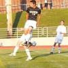 Senior defender Austin Crowell