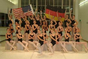 The ballet ensemble from Augsburg, will be in our area from August 4-7.