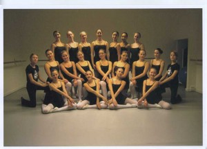 Ballettschule Feibicke from Berlin will be performing from June 30 - July 3.