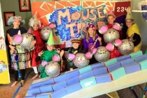 Honorable Mention -5th place – Cannonsburg Elementary Prob 2, Div 1 -coaches Susan Witte, Dori Danko and Tina Kelley -team members: Megan Witte, Hallie McClelland, Genna Laurent, Claire Danko, Masy Folcik, Carli Kelley, Emma LaPlante.