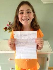 Hopeland's-letter